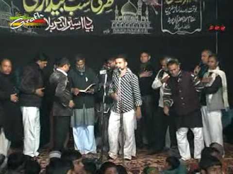 Anjuman Jafaria National Jafarabad | Tarhi Shab-Bedari 1435 | Yaad-e-Asiran-e-Karbala | Jalalpur