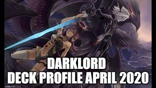 Gambar cover DARKLORD DECK PROFILE (APRIL 2020) YUGIOH!