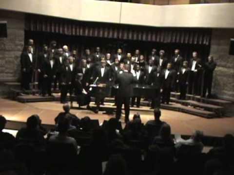 Prayer of the Children - UToledo Men's Chorus