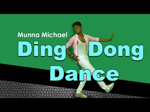 Dance on:Ding Dong Dance Video II Munna Michael II A to Z choreography New Dance