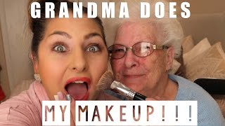 Download Video Grandma does my makeup  - Makeup tutorial from South Africa MP3 3GP MP4