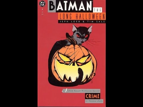 Batman: The Long Halloween - Chapter 1: Crime - YouTube