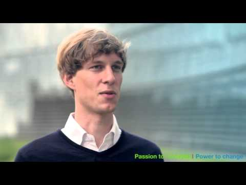 Why Bayer Business Consulting? Max Wittek