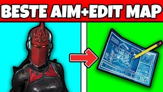 😳🎯 The BEST AIM + EDIT Parkour IN FORTNITE | Fortnite Parkour Code