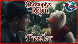 Christopher Robin Trailer - Orbit Report