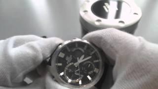Casio Edifice Solar Power Thermometer Watch ERA500L-1A