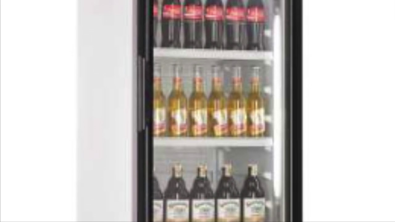 Bar-Kühlschrank und Getränkekühlschränke GÜNSTIG - YouTube