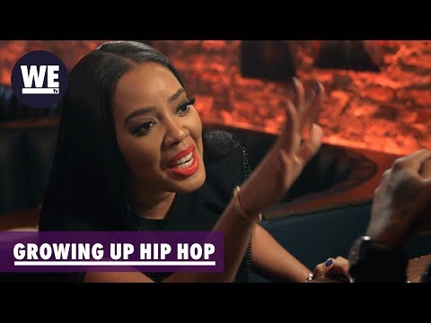 Bow Wow Broke Angela's Heart a Million Times  Growing Up Hip Hop  WE tv