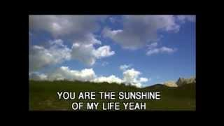 Watch Tom Jones You Are The Sunshine Of My Life video