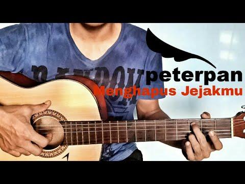 Tutorial Gitar Peterpan - Menghapus Jejakmu