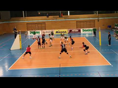 Unterhaching vs Russelsheim Hristiyan Dimitrov #6 highlights