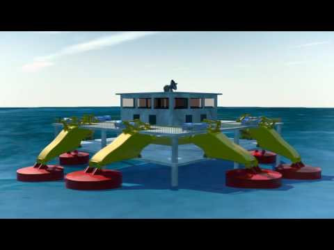 Wave Energy - Cna Meccanica