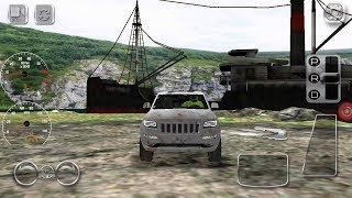 Bнедорожное Bождение На Крутые Холмы 4x4 внедорожник & 4x4 Off-Road Rally 6