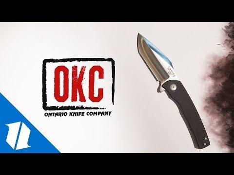 New Ontario Knives at SHOT Show 2018 | Blade HQ