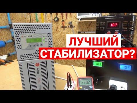 Обзор Штиль Инстаб IS1108. Лучший стабилизатор напряжения