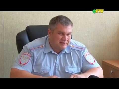 14.06.2019 Жителям г. Нововоронежа представили нового начальника ОГИБДД