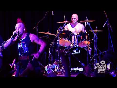 The Exploited - Army Life | Live in Sydney | Moshcam