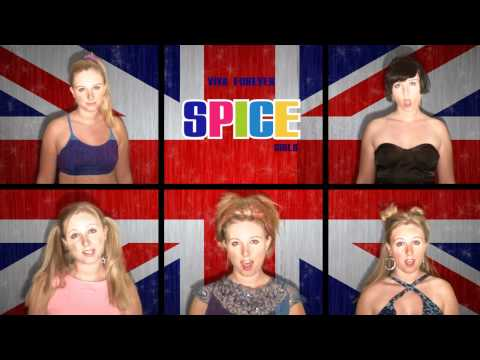 Viva Forever by the Spice Girls Acapella Multitrack cover by Emily Miller (Accompelling)