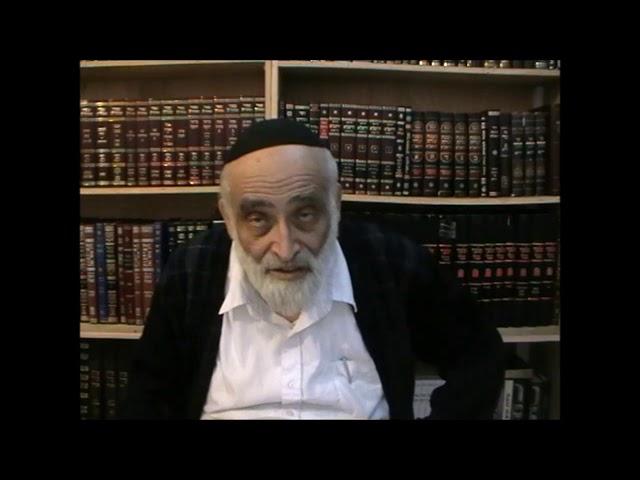 פרשת ויקרא ה'תשע''ח - הרב יוסף שני שליט