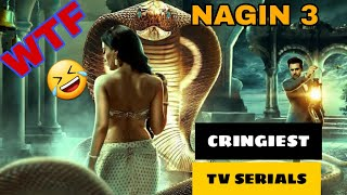 Dumbest Indian TV Serials||Nagin-3||Roast vedio||Roasting villain||🤣