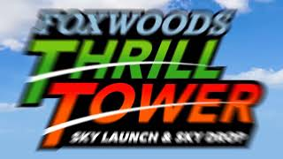 Foxwoods Thrill Tower Coming Soon!