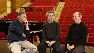 2016 12 27 Trio Shaham Erez Wallfisch