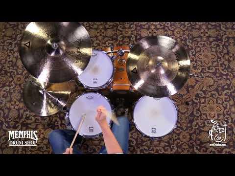 "Istanbul Agop 22"" Xist Power Crash Cymbal - Brilliant - 2273g (XPWCB22-1100617EE)"