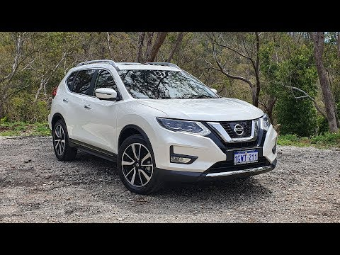 Zoom Test Drive | 2019 Nissan X-Trail Ti