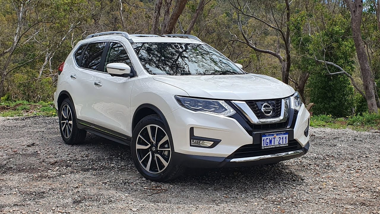 Take the new Nissan X-Trail Ti for a Zoom Test Drive!