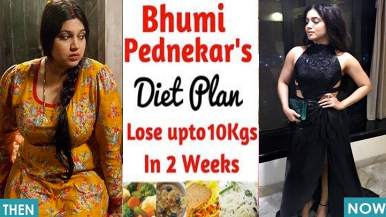 Download 89 Kgs से एेसे 'Fat To Fit' हुईं Bhumi Pednekar | Bhumi Pednekar Secret Diet Plan For Weight Loss