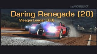 NFS: Hot Pursuit - Bugatti vs. Koenigsegg