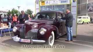 Stationen der 4. Ratingen Classic - 11.05.2014 - Oldtimer-Rallye