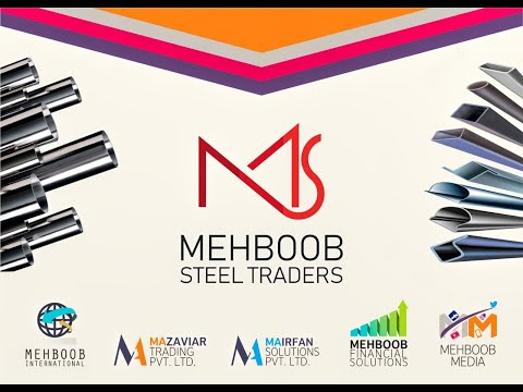 Mehboob Steel Traders Products (MS Pipe And SS Pipe)