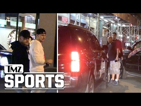 Johnny Manziel- Hunted Down By Mercedes Owner...Pay Up, A-Hole | TMZ Sports