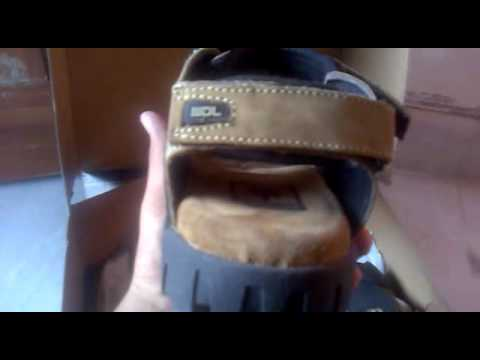 Woodland Sandals Unboxing