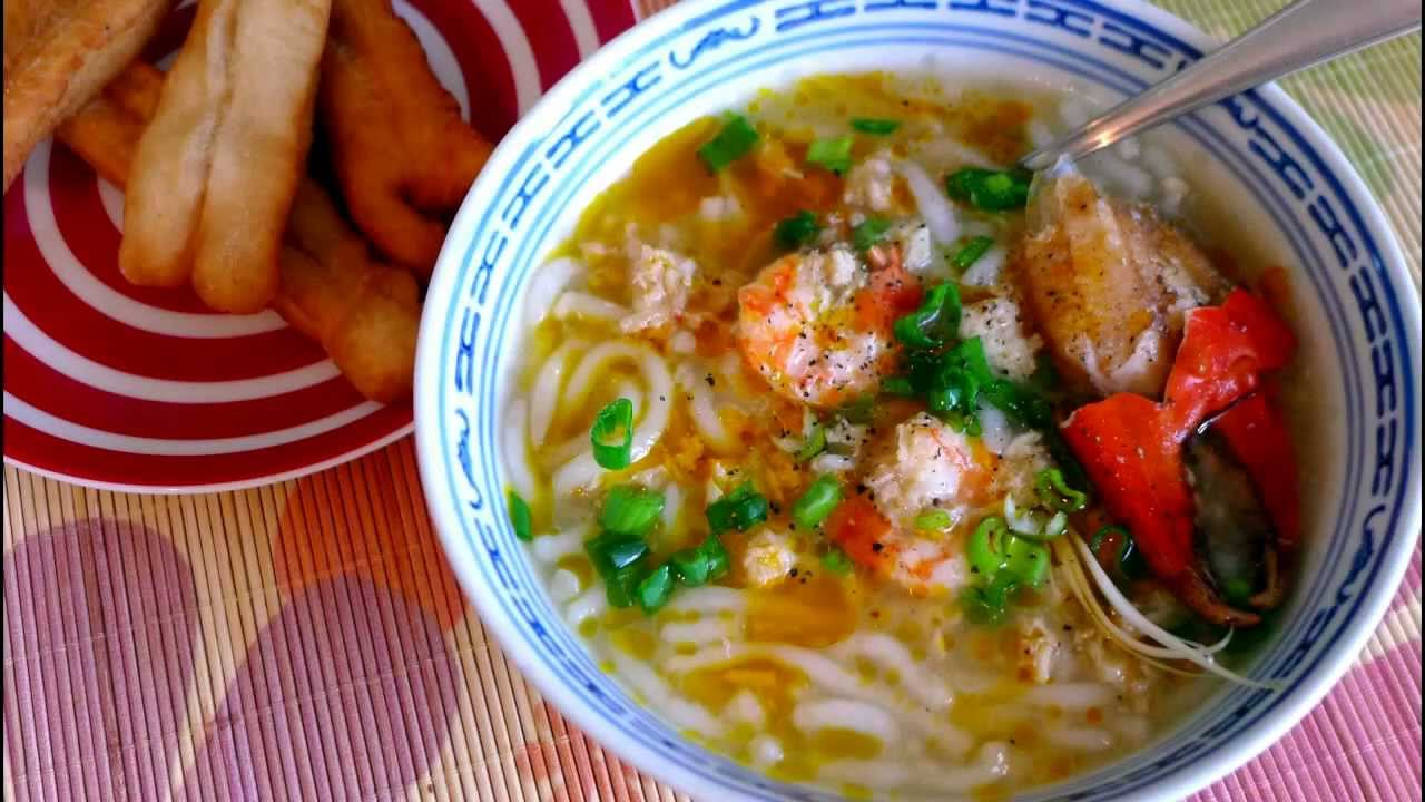 Recipe: Bánh canh – Vietnamese Thick Noodle Soup – Danang