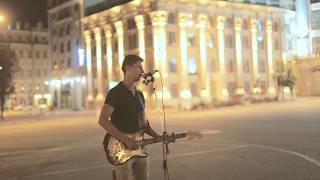 Best Acoustic Covers of Popular Songs by street guitar. Chill Out Music