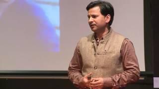 Becoming vs Being | Anupam Raghuvanshi | TEDxBMU
