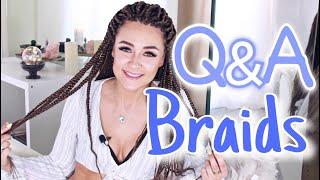 Meine Braids I Q & A