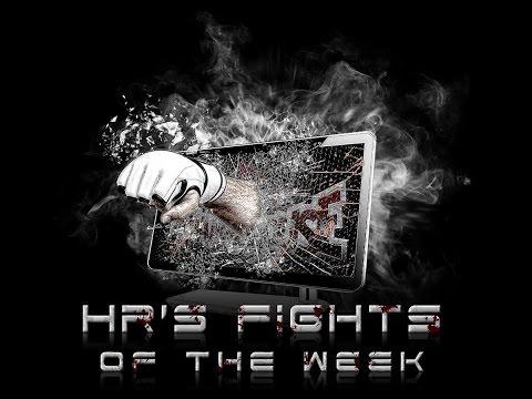 HR Baker interview Zane & Cassie Schmeekle MMA Fighters
