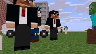 Minecraft   WON MY OWN BODYGUARDS!!  (Minecraft Animation TheDiamondMinecart // DanTDM)