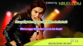 Karaoke ST12 BIDADARI BUMI No Vocal Minus One