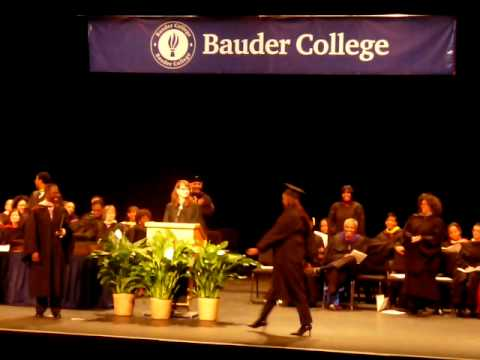 Tanaka Chatmon Graduates Bauder College