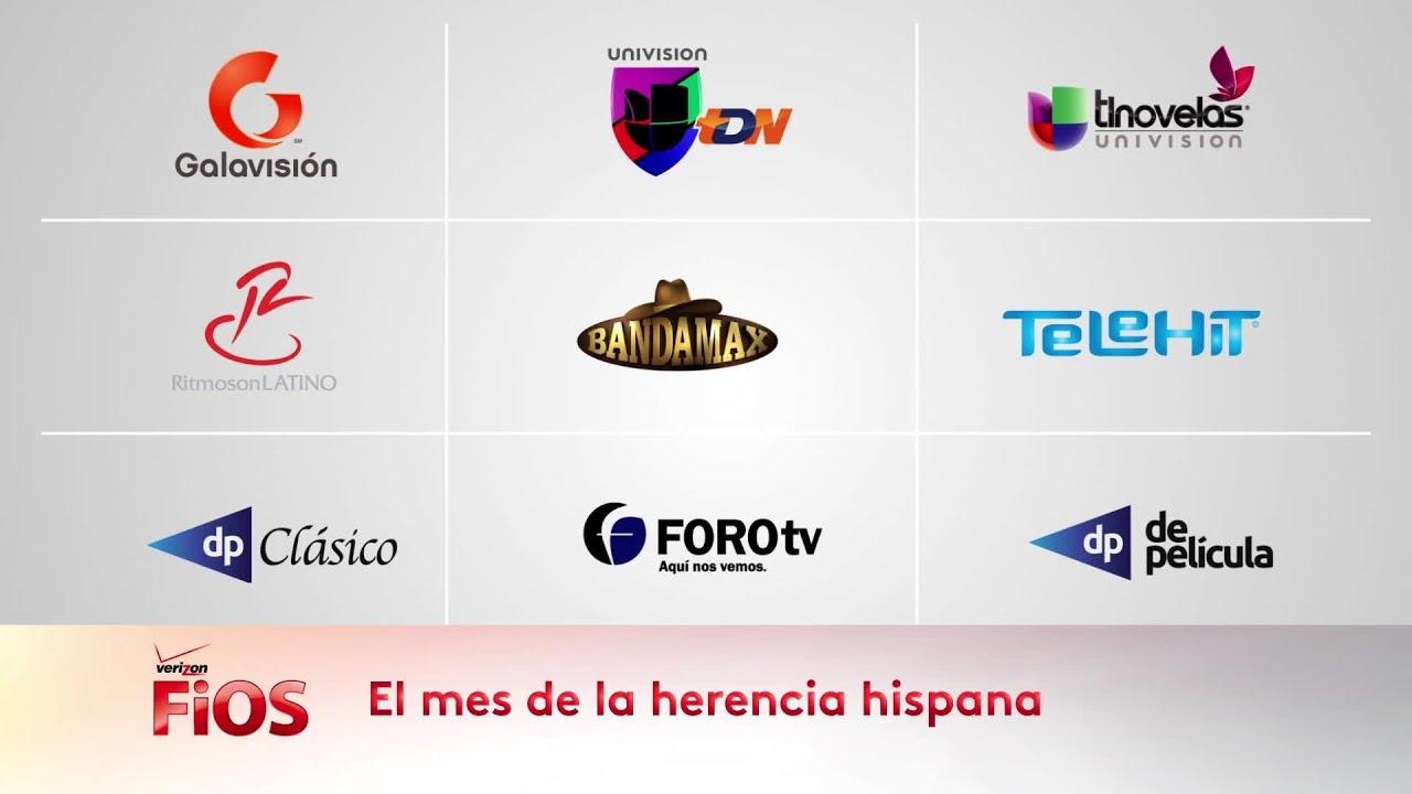 Canales De Cable De Univision Gratis Por Una Semana Por Verizon Fios Youtube