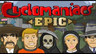 Cyclomaniacs Epic Full Gameplay Walkthrough