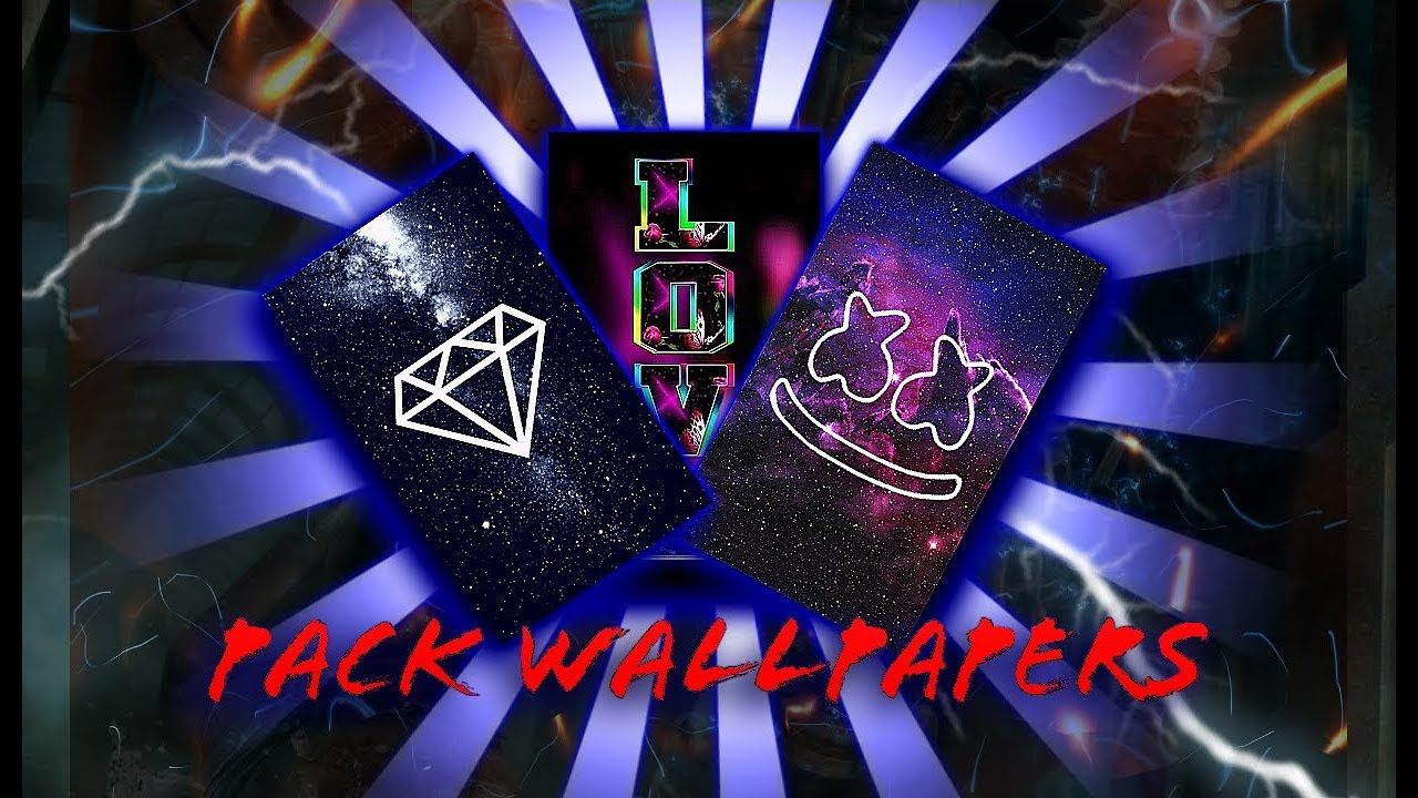 Pack De Wallpapers Hd E 4k Para Celular Youtube
