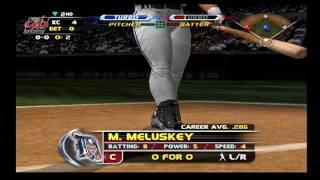 MLB Slugfest 2003 - Season Mode (Game 9)