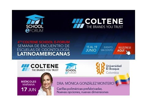 308 4th Coltene School E-Forum - Colombia - Carillas poliméricas prefabricadas