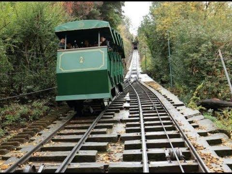 San Cristóbal Hill Funicular & Cable Car Trip Santiago Chile
