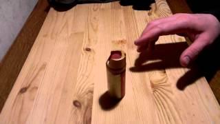 Газовый баллончик. Усовершенствование его ношения.(Собственные соображения об улучшении формы газового баллончика для удобного и практичного ношения его..., 2013-02-02T21:47:46.000Z)